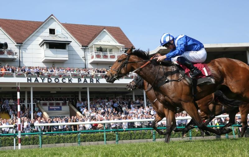 Battash, winner of Glorious Goodwood King George, part of fromthehorsesmouth.tips Placepot dividend.