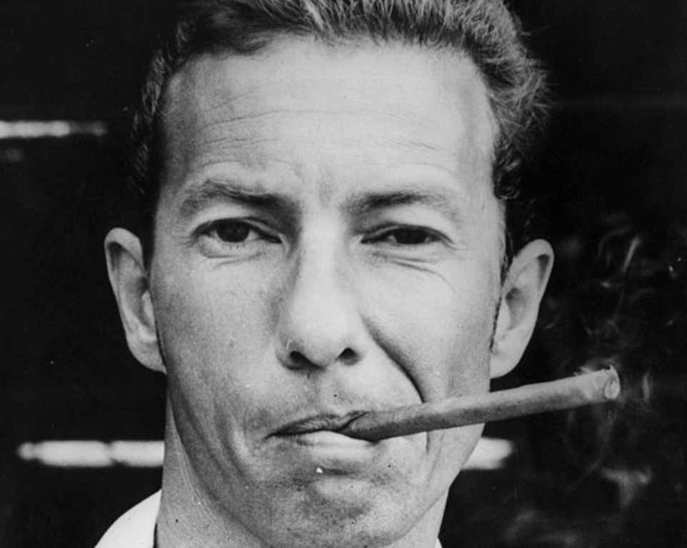 Lester Piggott - cigars helped keep him at the top of racing.