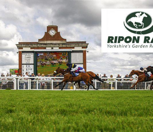 Three cheers to Ripon!