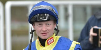 Riding Ban for Willie Carson's Grandson