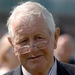 *Veteran trainer David Elsworth, 79, saddles Ripp Orf in the Bet365 Challenge Cup at Ascot.