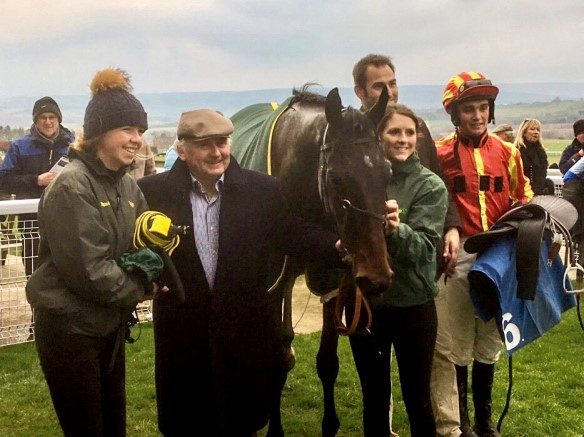 Top Ville Ben wins at Hexham for Tommy Dowson last season.
