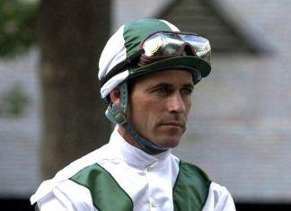 American Jockey GARY Stevens