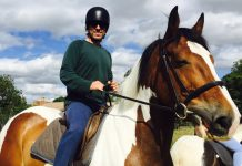 Bishop was in Spain in recent years, with his wife at the Caballo Blanco Trekking Centre,