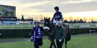 Lady Buttons success at Doncaster.