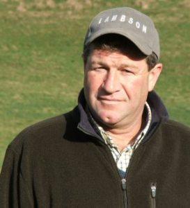 Martin Todhunter: Saddles veteran Monbeg River at Doncaster.