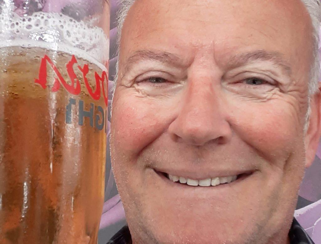 Andrew Atkinson: Cheers to the 2020 Cheltenham Festival.