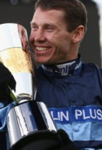 Richard Johnson: defending champion says Brian Hughes deserves title. Photo: Twitter.